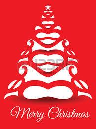 merry christmas tekst tle ilustracji wektorowych cliparty