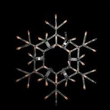 Outdoor Snowflake Lights Giant Outdoor Snowflake Decorations
