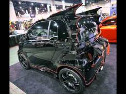 pimped out smart car gary numan cars razormaid remix youtube
