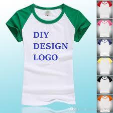 design online clothes hot fashion design women men clothes t shirts diy pirnt your design