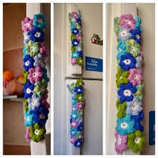 fridge handle cover crochet home staff pinterest crochet
