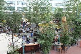 Backyard Beer Garden - the world u0027s only airport brewery