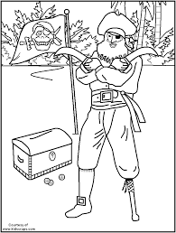 island coloring page free printable pirate stranded on a desert island coloring pages