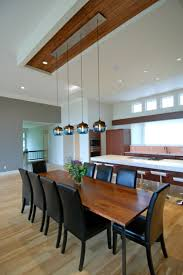 Contemporary Pendant Lighting For Dining Room Rectangle Ceiling - Contemporary pendant lighting for dining room
