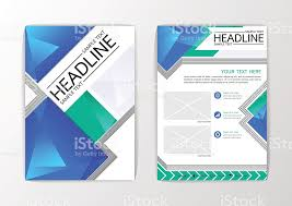 abstract background modern polygon design business brochure