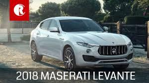 maserati maserati fans 2018 maserati levante youtube
