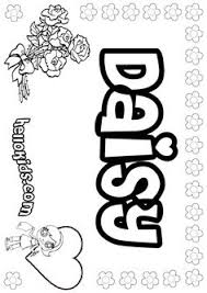 color page daisy tunic scout daisy pinterest coloring