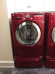 Front Load Washer With Pedestal Lg Washer Lg Dryer And Two Pedestals High Efficiency Front