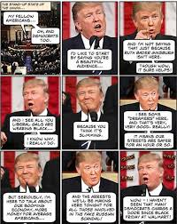 State Of The Union Meme - gonzonewsmedia what to expect at president trump s first state