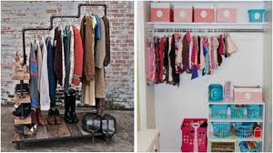 diy storage ideas for clothes 10 diy storage ideas for clothes youtube