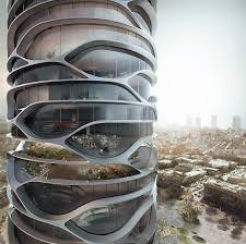 tel aviv u0027s gran mediterraneo tower could transform the city u0027s