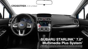 subaru crosstrek 2017 black 2016 subaru crosstrek 2 0i limited youtube