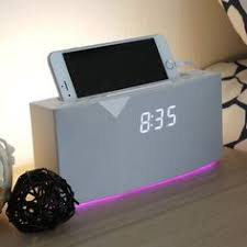 Wake Up Light Alarm Clock Beddi Glow Intelligent Alarm Clock With Wake Up Light Light