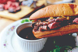 french dip sandwiches from the pioneer woman cooks dinnertime by
