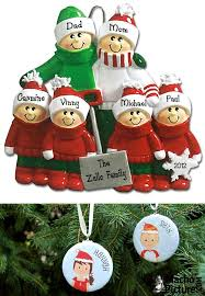 personalized christmas ornaments for kids 3 photo christmas