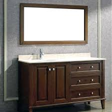 bathroom vanity with sink on right side left side sink bathroom vanity astonishing bathroom vanity sink on