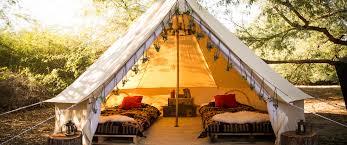 tende yurta gling vacanze in tenda ecologiche e con stile ecobnb