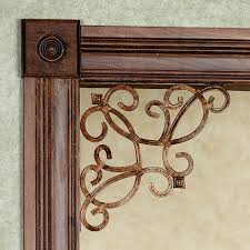 decorative corner brackets for picture frames image decorative corner brackets for doorways
