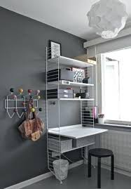 bureau gris blanc bureau scandinave noz bureau dacco scandinave nordik noir gris blanc