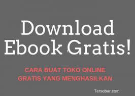 tutorial membuat website gratis untuk pemula download free ebook cara membuat website blog toko online gratis dan