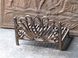 wrought iron fireplace grate 28 images wrought iron fireplace