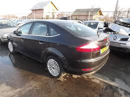 2007 ford mondeo 2 0 tdci automatic related infomation