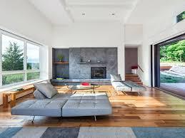 indoor open fire pit striking fireplace design living room idea