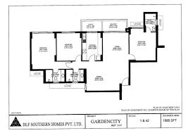 motel floor plans floor plan dlf ltd garden city at omr chennai