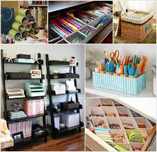 how to organize your house 40 clever tricks to organize your home office