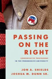new book details realities of being a conservative professor of