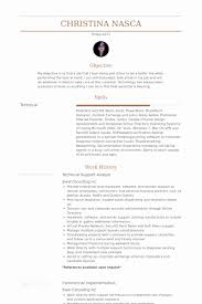 cv samples for experienced resume format for experienced technical support beautiful