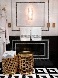 gold bathroom ideas all that glitters is gold 10 drop dead gold bathrooms black and