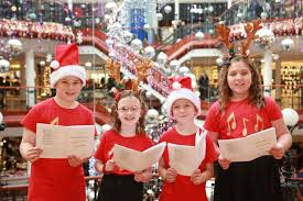 children launch annual carol singing programme at princes