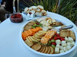 who u0027s coming to dinner appetizer wedding