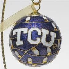 tcu superfrog ornament riff ram