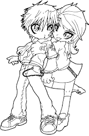 cute couple coloring pages 9 olegandreev me