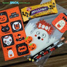 halloween treat bags raising jack with celiac gluten free allergy friendly mini