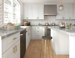 white shaker corner kitchen cabinet frameless white shaker kitchen cabinets