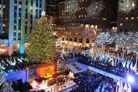 tree lighting ceremony at rockefeller center soho new york