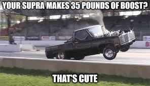 Diesel Memes - 5 reasons to build a bonkers turbo diesel pickup