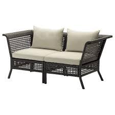 Rattan Settee Furniture Outdoor U0026 Garden Sofas Ikea
