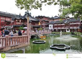 shanghai old town yu garden