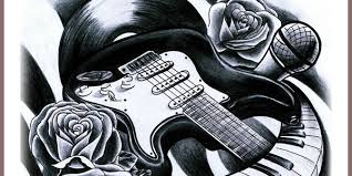 60 music tattoo designs music tattoo designs