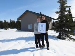 tightest residential building dillingham house sets world record