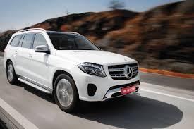 mercedes d mercedes gls 350 d road test gentle car india the