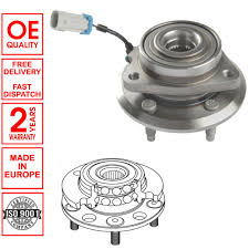 for chevrolet captiva vauxhall antara 07 u003e front wheel bearing kit