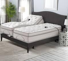 Sleep Number Bed For Sale Sleep Number I10 Legacy Split King Adjustable Mattress Set U2014 Qvc Com