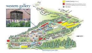 Bc Campus Map Western Gallery