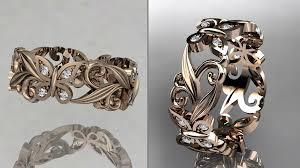 unique metal rings images Vintage and unique engagement rings without diamonds engagement jpg