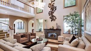 Decorating Ideas For High Ceiling Living Rooms 15 Interiors With High Ceilings Home Design Lover